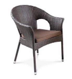 Кресло из искусственного ротанга y 97b