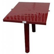 Вставка для овального стола 200002 бордовая