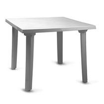 Стол квадратный 101003 белый