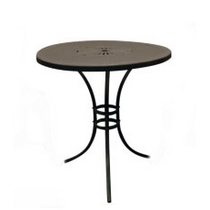 Стол из комплекта мебели Тюльпан, шоколад