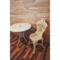Стол из комплекта мебели Тюльпан, белый