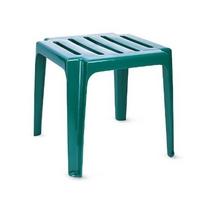 Стол из пластика к шезлонгу зеленый
