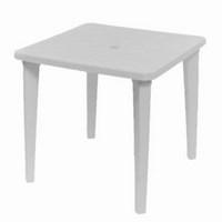 Стол квадратный 80х80 Стандарт пластик