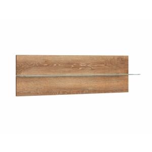 Полка настольная «мики» венге цаво, дуб сонома пм-155.14