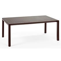 Пластиковый стол ARIA 100 (кофе)