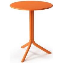 Пластиковый стол SPRITZ (оранжевый)