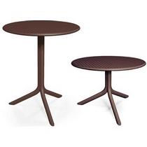Пластиковый стол STEP (кофе)