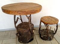 Комплект садовой мебели «Лукоморье»