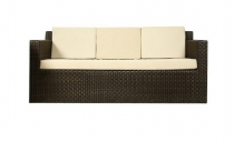 Диван 3-местный GARDA-1007 (ротанговая мебель)
